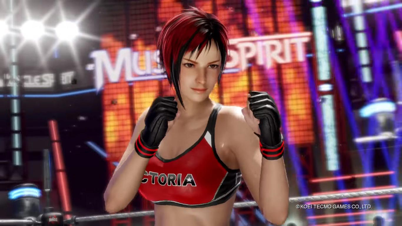 Dead Or Alive 6 Mila Tina And Bass Screenshots 5 Out Of 6