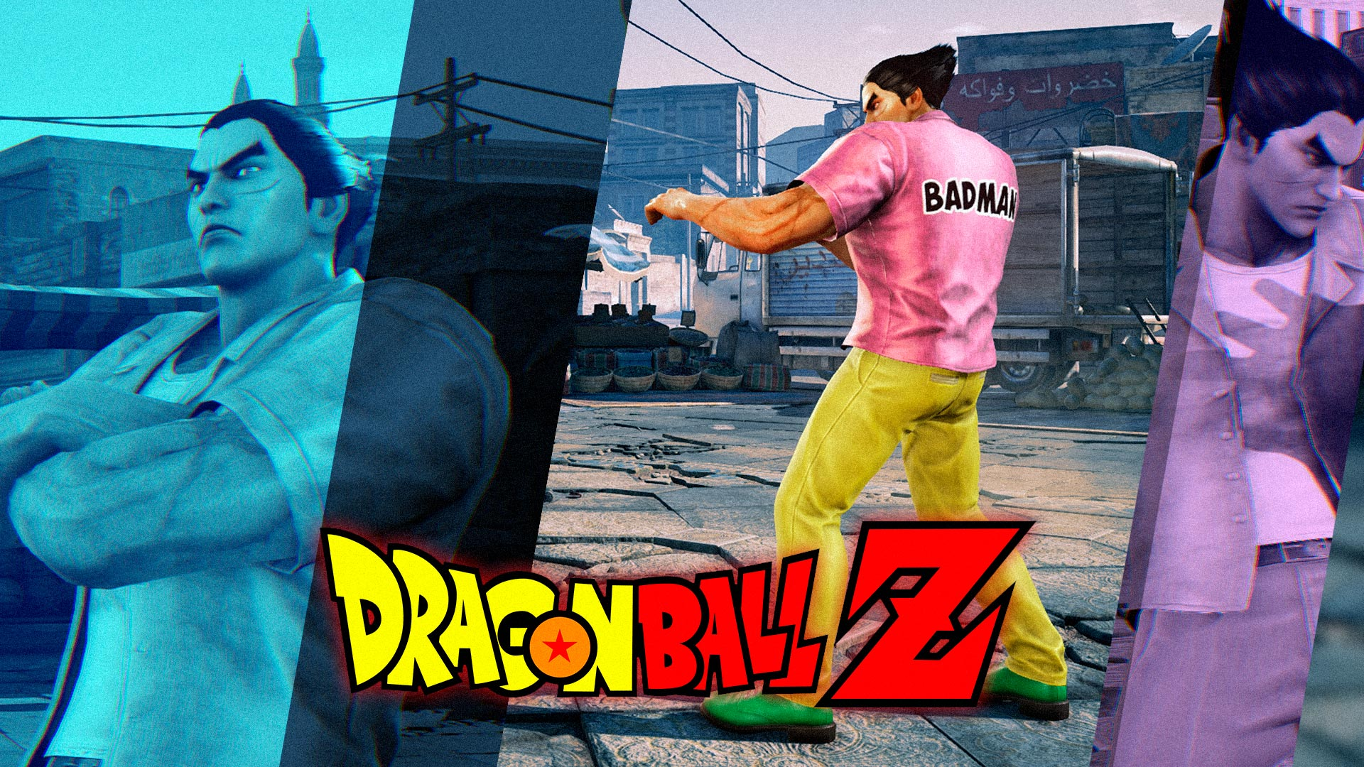 Tekken 7 PC mods add Dragon Ball Z and legacy Tekken looks to the game 1 out of 6 image gallery