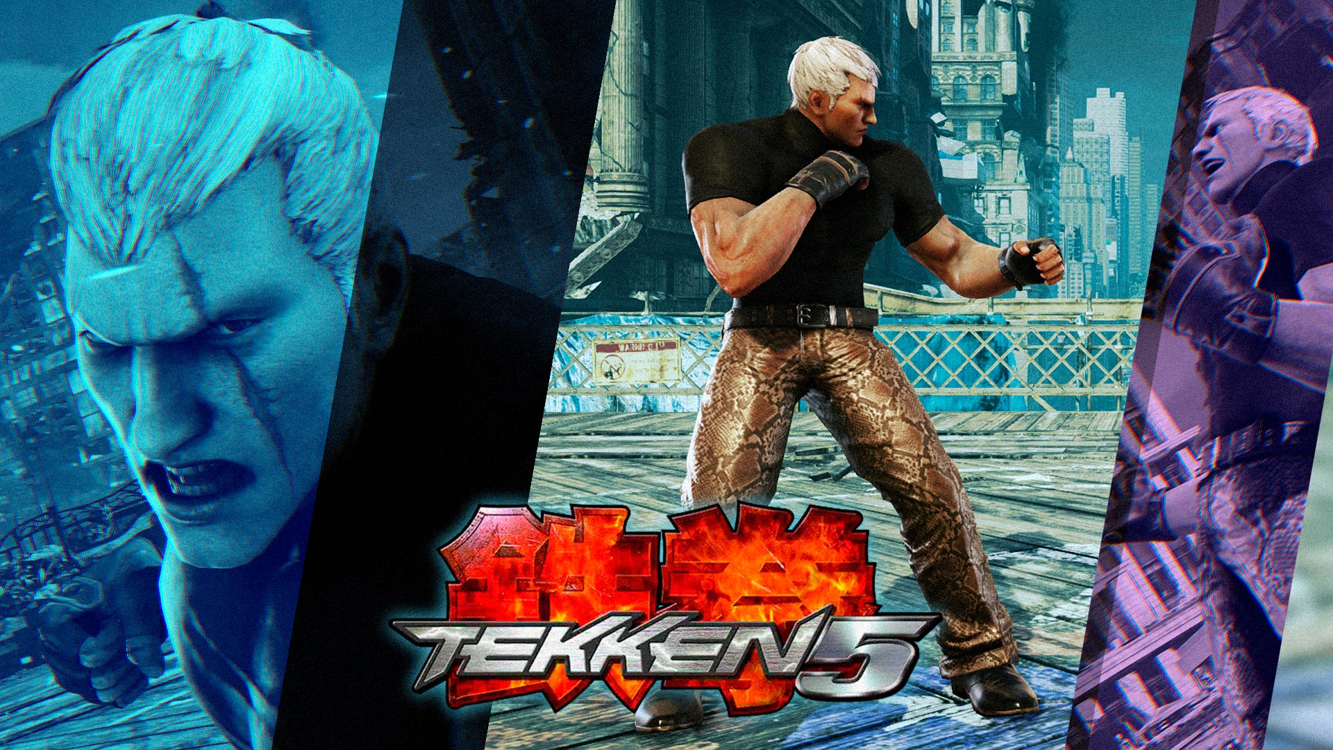 Tekken 7 PC mods add Dragon Ball Z and legacy Tekken looks to the game 2 out of 6 image gallery