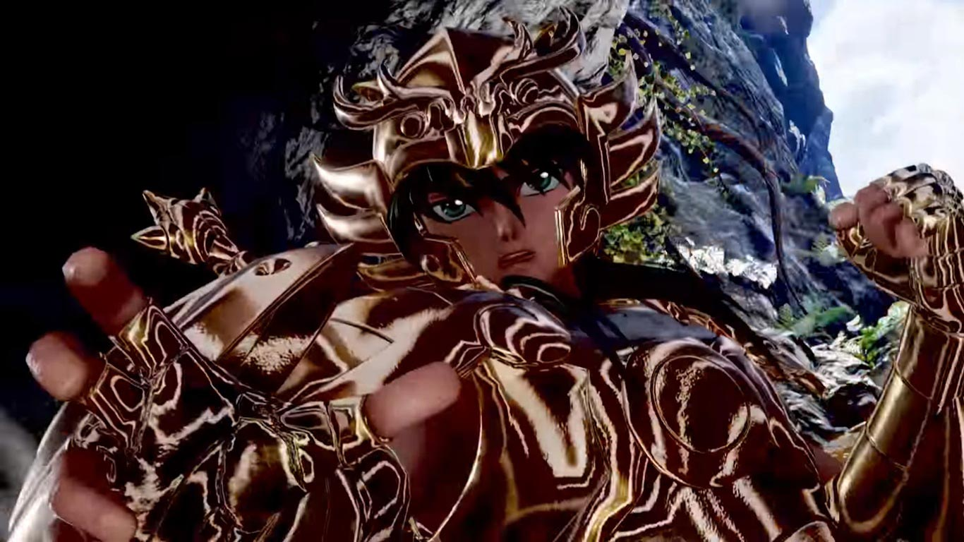 Pegasus Seiya and Dragon Shiryu from Saint Seiya in Jump Force 4 out of 6 image gallery