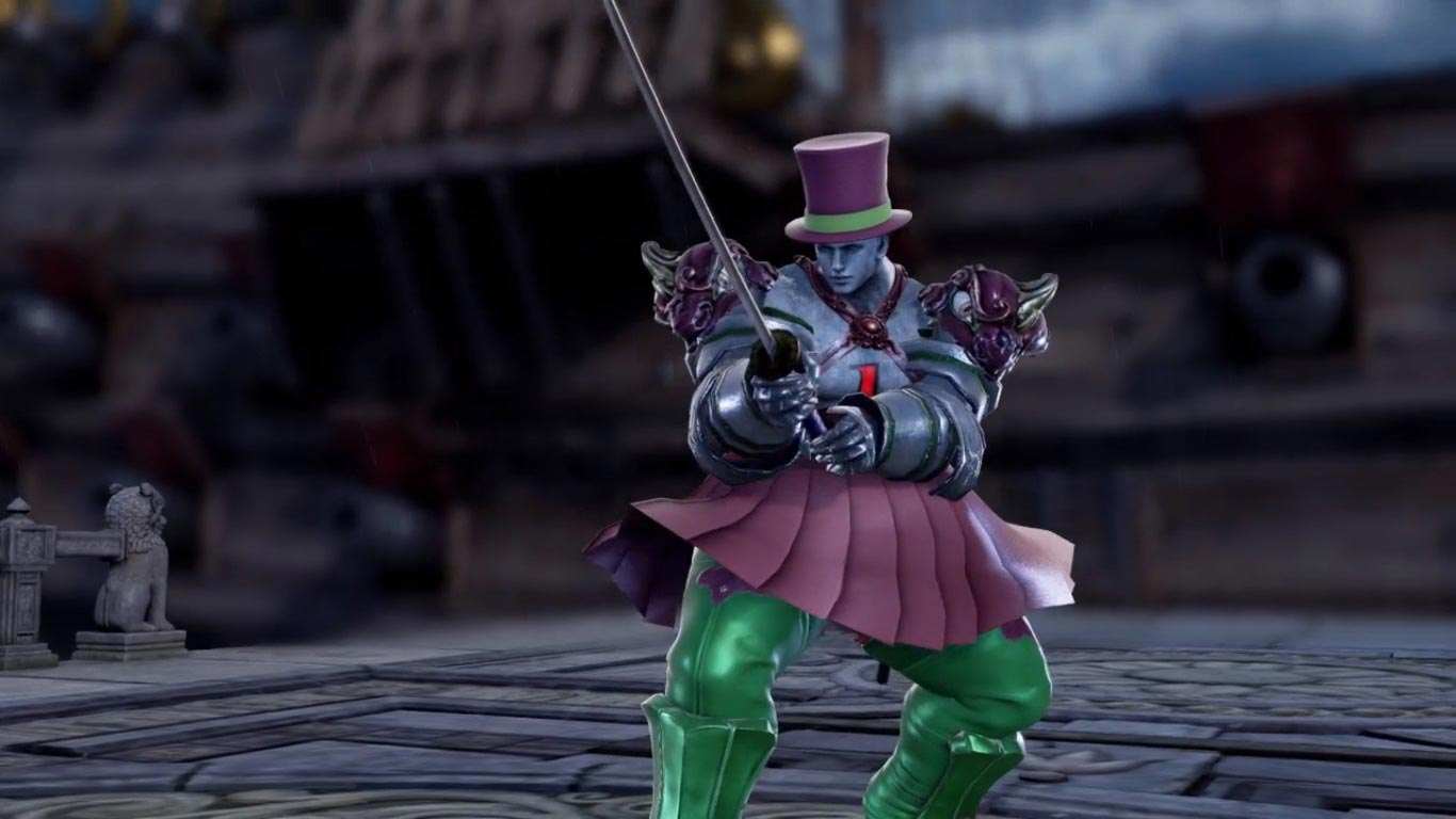 More Lizard Wizard And Other Created Characters In Soul Calibur 6 5