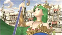 Medusa is left-handed, Palutena is right-handed image #2