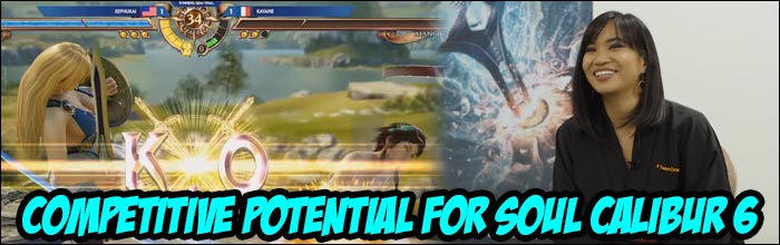 Will Soul Calibur 6 finally create a large unified competitive