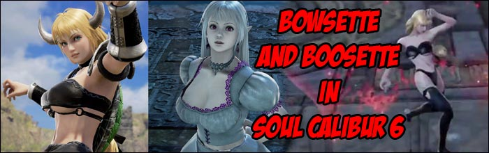 Soulcalibur 6 Will Have A Custom Character Creator And Tira
