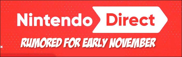 rumor the next nintendo direct will reportedly take place on