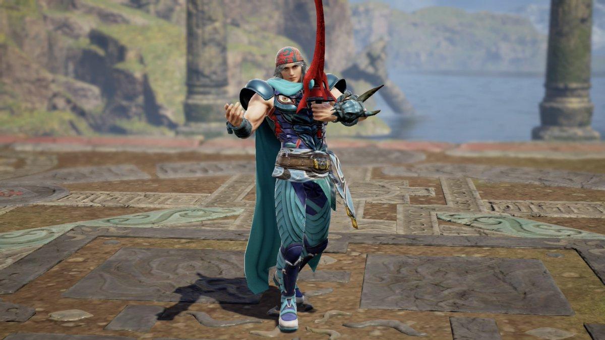 Soul Calibur 6 custom character creator 1 out of 16 image gallery
