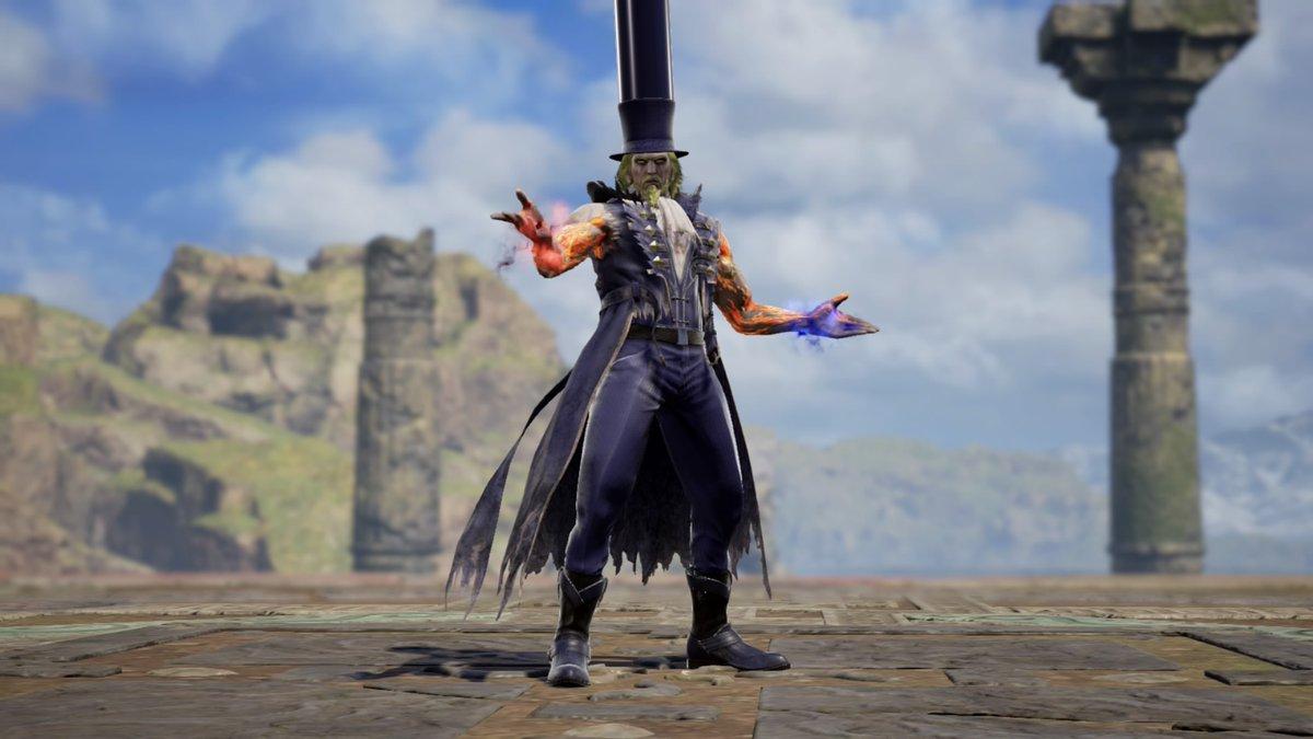 Soul Calibur 6 custom character creator 2 out of 16 image gallery