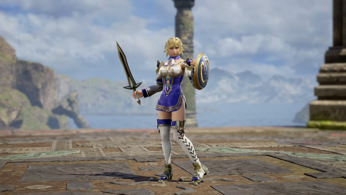 Soul Calibur 6 custom character creator 3 out of 16 image gallery