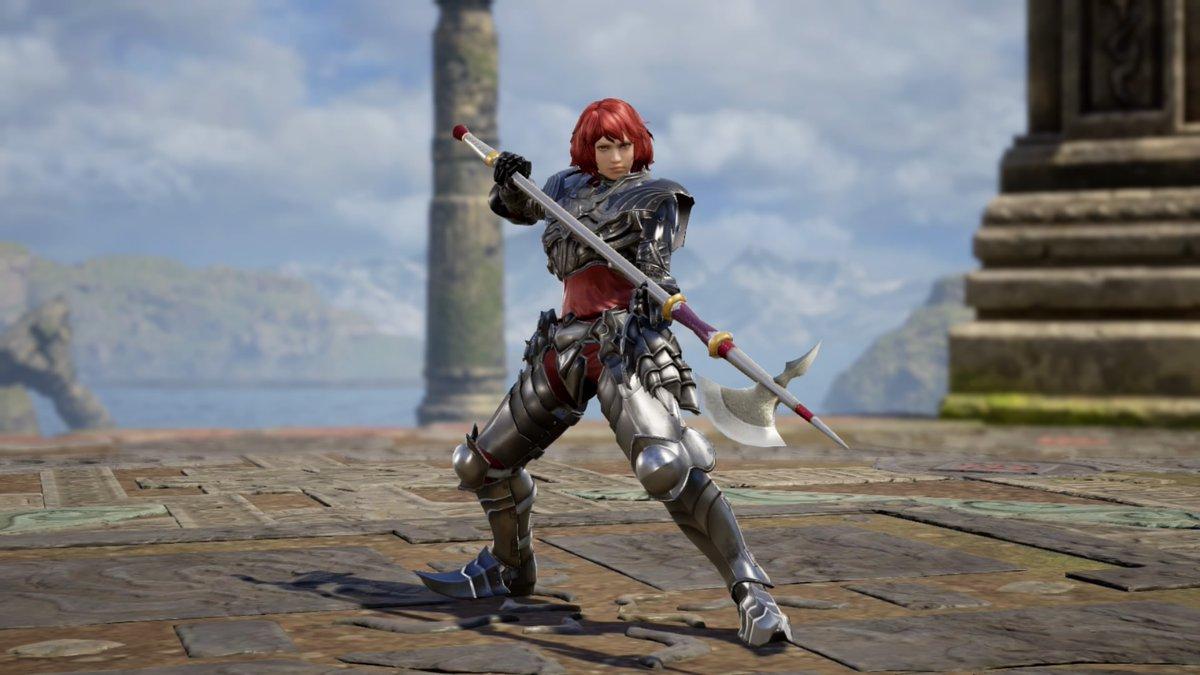 Soul Calibur 6 custom character creator 5 out of 16 image gallery