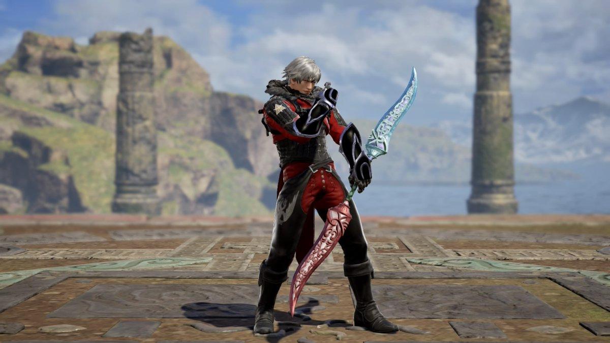 Soul Calibur 6 custom character creator 9 out of 16 image gallery