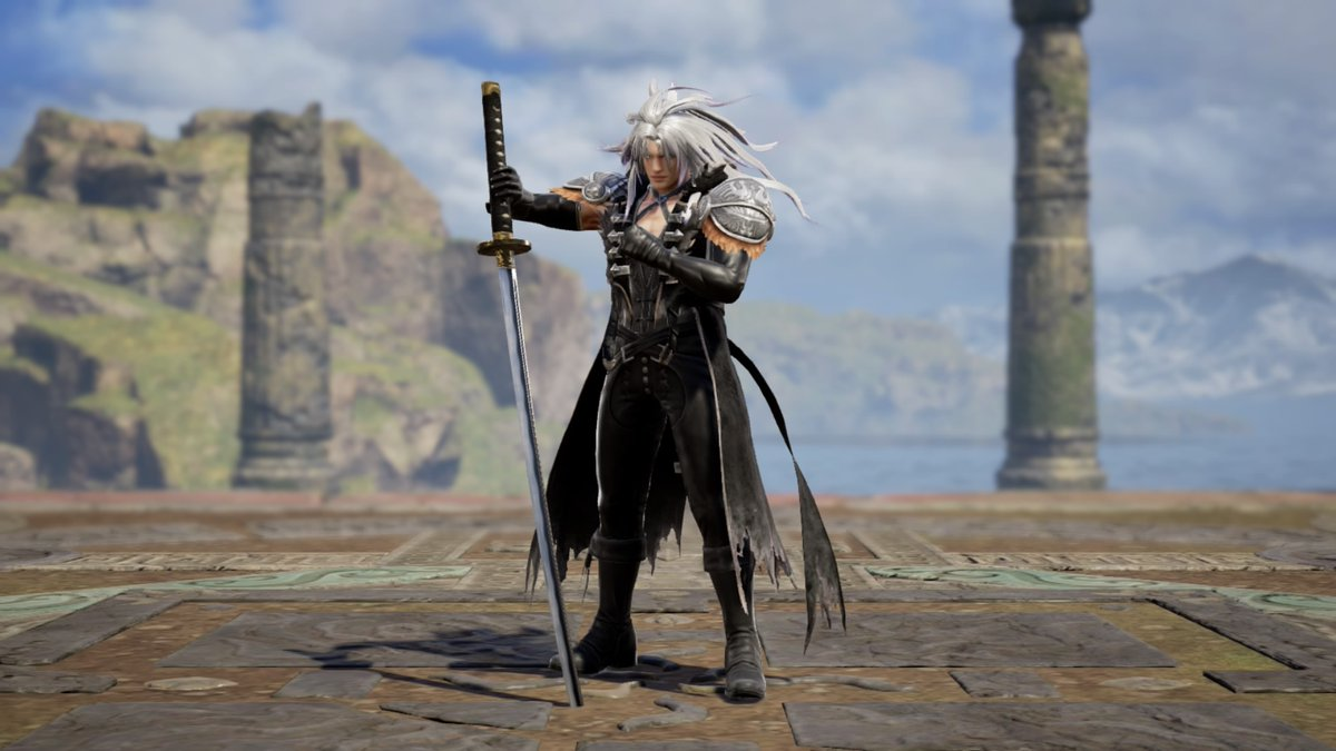 Soul Calibur 6 custom character creator 11 out of 16 image gallery
