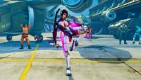 Mech Juri and F.A.N.G costumes in Street Fighter 5: Arcade Edition image #1