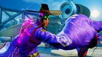Mech Juri and F.A.N.G costumes in Street Fighter 5: Arcade Edition image #4