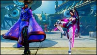 Mech Juri and F.A.N.G costumes in Street Fighter 5: Arcade Edition image #7