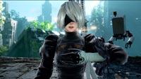 NieR: Automata's 2B in Soul Calibur 6 image #9