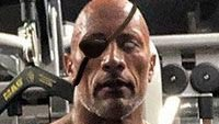 The Rock becomes Sagat thanks to BossLogic image #1