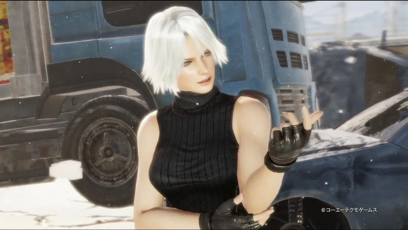 Christie in Dead or Alive 6 5 out of 9 image gallery