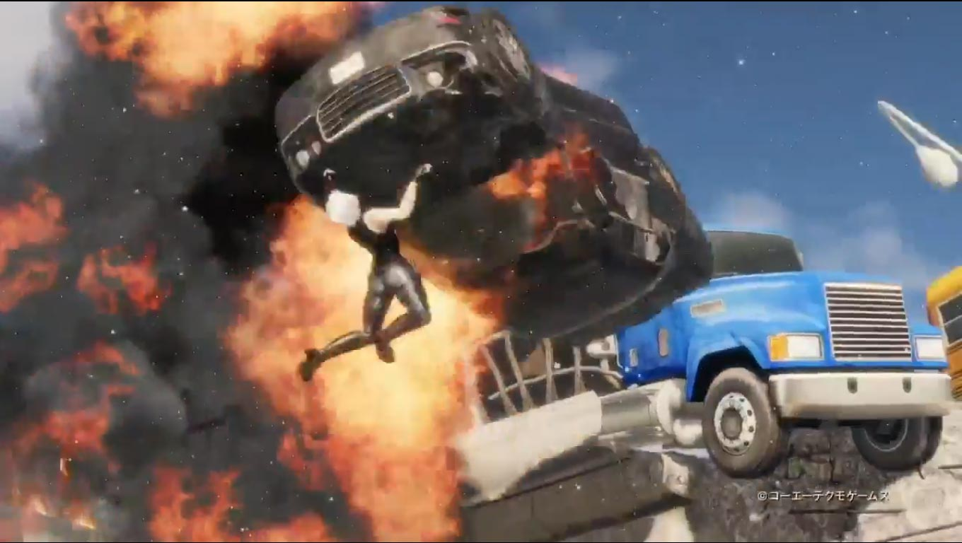 Christie in Dead or Alive 6 7 out of 9 image gallery