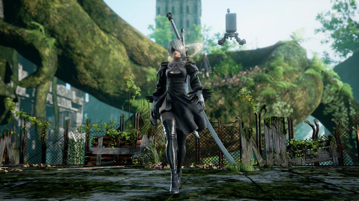 New 2B screens for Soul Calibur 6 1 out of 4 image gallery