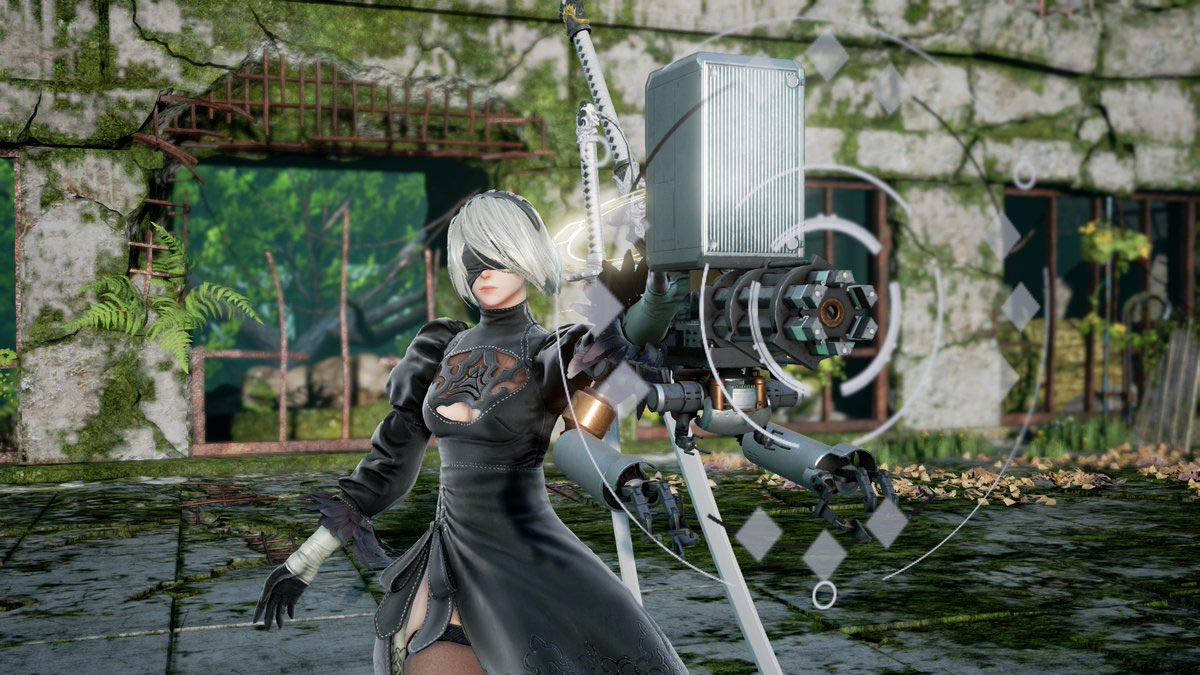 New 2B screens for Soul Calibur 6 2 out of 4 image gallery
