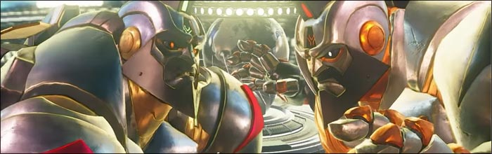 PC Mods: Early look at Mech Zangief in Street Fighter 5