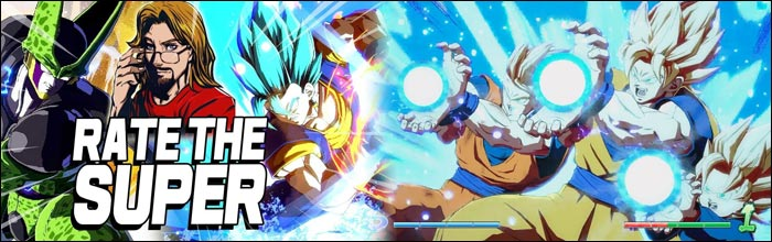 Who Has The Best Looking Level Three Super In Dragon Ball Fighterz