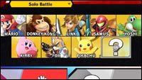 Super Smash Bros. Ultimate's final character select screens image #1