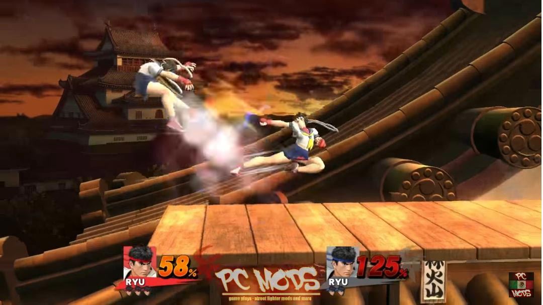 Bison and Sak Smash 4 out of 6 image gallery