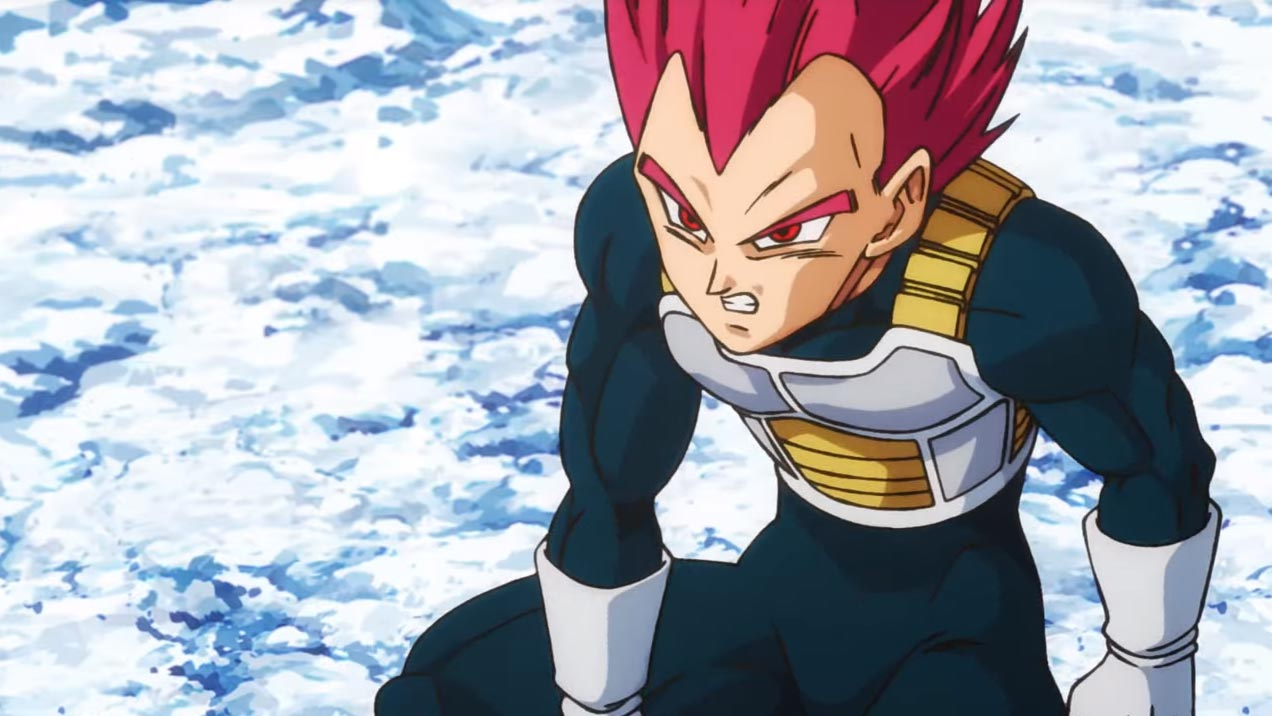 Final Dragon Ball Super: Broly Trailer 1 out of 6 image gallery