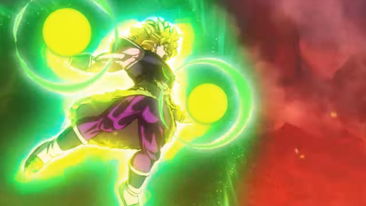 Final Dragon Ball Super: Broly Trailer 4 out of 6 image gallery