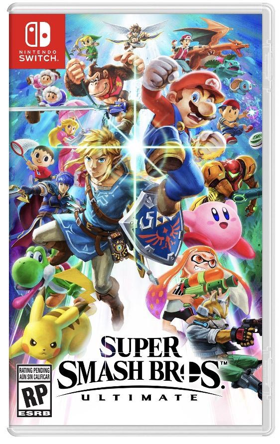 Here's everything you need to get started in Super Smash Bros. Ultimate 18 out of 20 image gallery