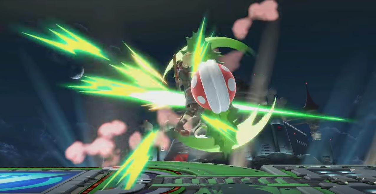Piranha Plant move breakdown 1 out of 10 image gallery