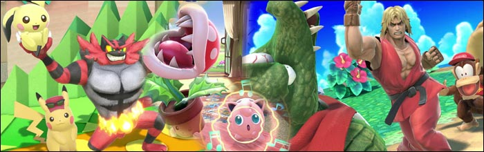 Punching K Rool Dancing With Jigglypuff And More Nintendo