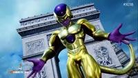 Super Saiyan God Super Saiyan Vegeta and Golden Frieza in Jump Force image #3