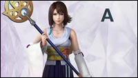 Yuna in Dissidia Final Fantasy NT image #1