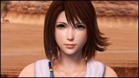 Yuna in Dissidia Final Fantasy NT image #3
