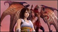 Yuna in Dissidia Final Fantasy NT image #4