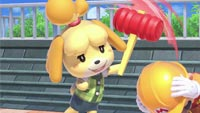 Isabelle created character in Soul Calibur 6 image #3