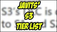 Javits' S3 tier list image #1