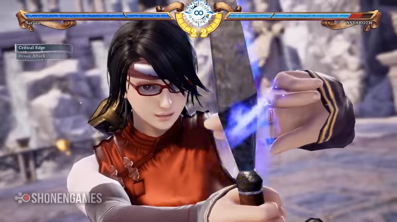Anime character creations in Soul Calibur 6 2 out of 9 image
