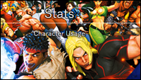 Street Fighter 5 October 2018 stats image #1