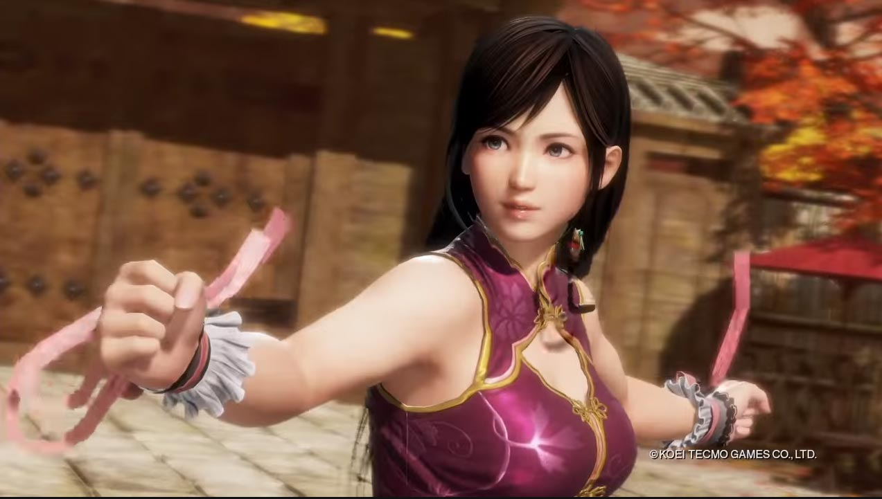 NiCO, Kokoro and La Mariposa in Dead or Alive 6 2 out of 9 image gallery