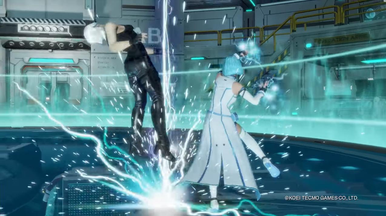 NiCO, Kokoro and La Mariposa in Dead or Alive 6 9 out of 9 image gallery