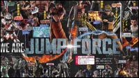 New Jump Force scans image #1