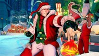 New Street Fighter 5 holiday costumes image #2