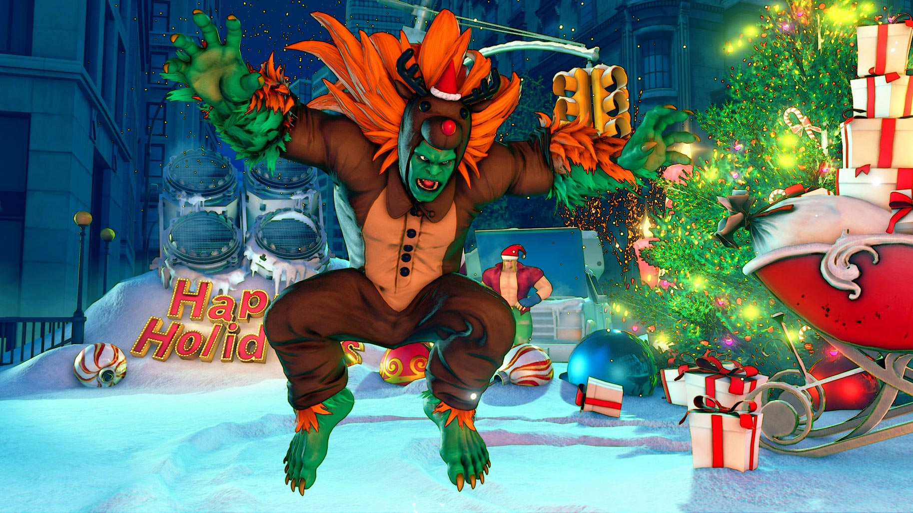 New Street Fighter 5 holiday costumes 5 out of 12 image gallery