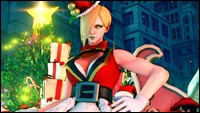 New Street Fighter 5 holiday costumes image #9
