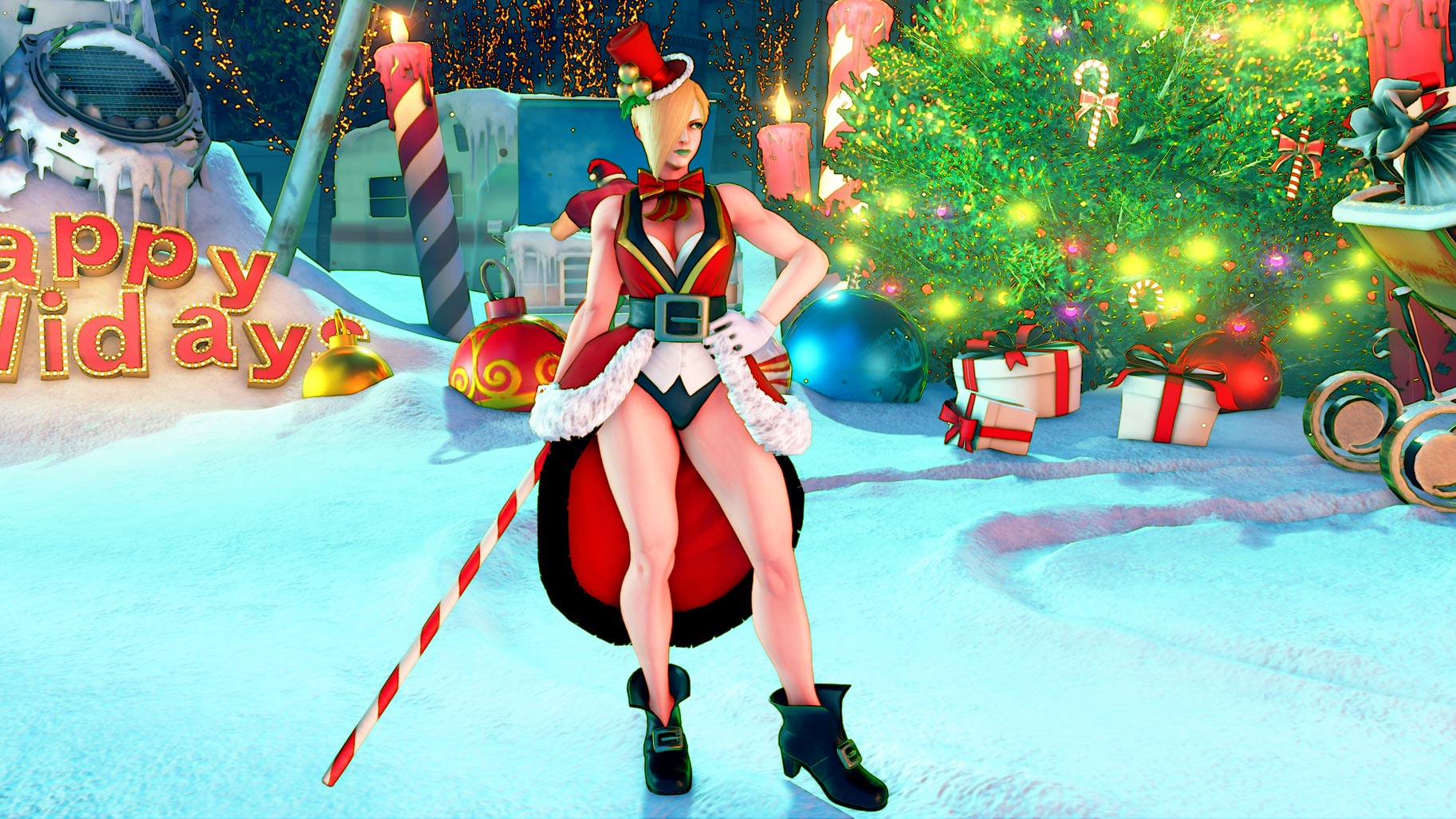 New Street Fighter 5 holiday costumes 10 out of 12 image gallery