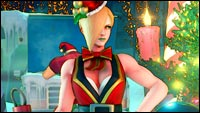 New Street Fighter 5 holiday costumes image #10