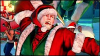 New Street Fighter 5 holiday costumes image #12